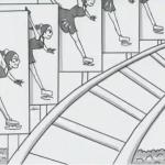 鉄拳のパラパラ漫画Slideが話題!浅田真央からヒント!完全版も!