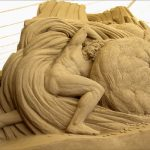 茶圓勝彦(砂像彫刻家)のプロフィール!結婚や家族についても!